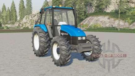 New Holland 35〡L〡TL series for Farming Simulator 2017