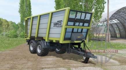Kaweco Pullbox 8000Ɦ for Farming Simulator 2015