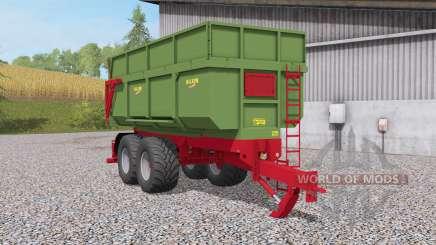 Hilken MK6500 for Farming Simulator 2017