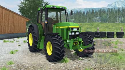 John Deerⱸ 6610 for Farming Simulator 2013