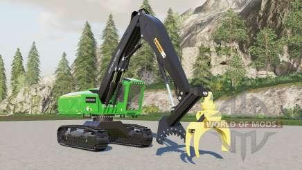 John Deere 953MH & 959MH Swing Loader for Farming Simulator 2017