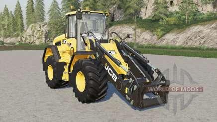 JCB 435 S v1.1 for Farming Simulator 2017