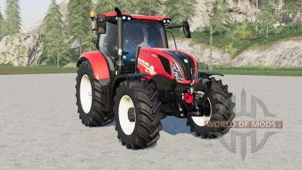 New Holland T6-seriҿs for Farming Simulator 2017
