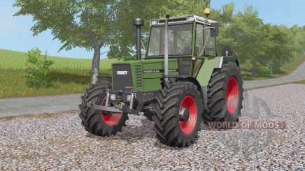 Fendt Favorit 610 LSA Turbomatik Є for Farming Simulator 2017