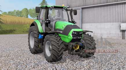 Deutz-Fahr 6190 TTV Agrotron for Farming Simulator 2017