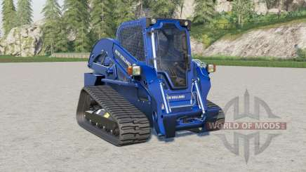 New Holland C232 custom for Farming Simulator 2017