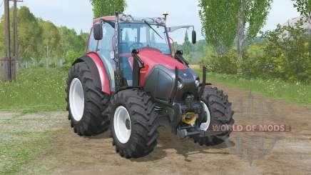 Lindner Geotrac 9Ꝝ for Farming Simulator 2015