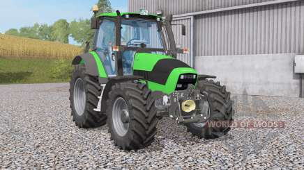 Deutz-Fahr Agrotroɳ 165 for Farming Simulator 2017