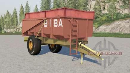 Biba 10T for Farming Simulator 2017