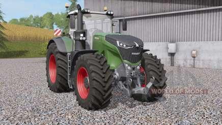 Fendt 1000 Vaʀio for Farming Simulator 2017