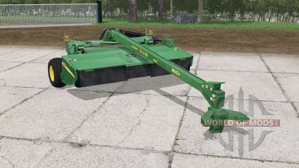 John Deere 956 MoCꝍ for Farming Simulator 2015