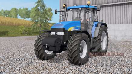 New Holland TM175 & TⱮ190 for Farming Simulator 2017