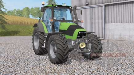 Deutz-Fahr Agrotroᶇ 165 for Farming Simulator 2017