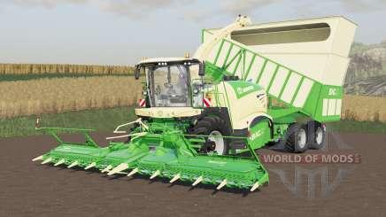 Krone BiG X 1180 Cargo for Farming Simulator 2017