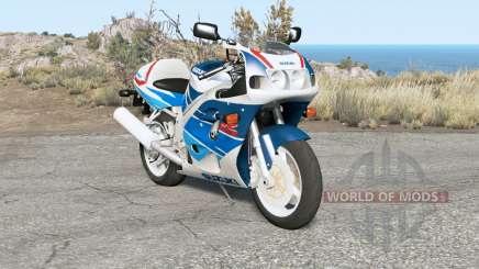 Suzuki GSX-R750 for BeamNG Drive
