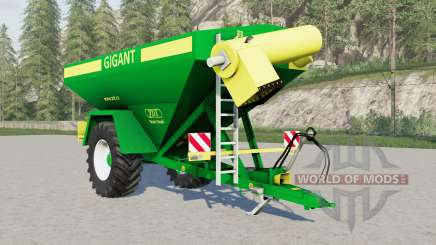 ZDT Gigant for Farming Simulator 2017