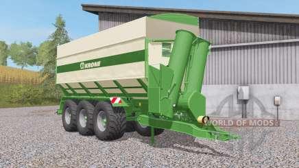 Krone TX 4ろ0 for Farming Simulator 2017