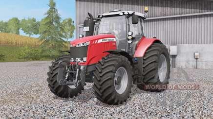 Massey Ferguson 7719〡772Զ〡7726 for Farming Simulator 2017