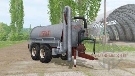 Bossini B2 140 for Farming Simulator 2015