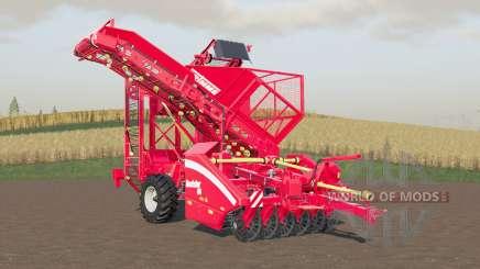 Grimme Rootster 604 v1.0.1 for Farming Simulator 2017