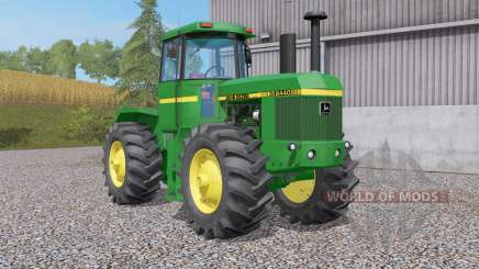 John Deere 84ꝝ0 for Farming Simulator 2017