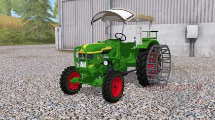 Deutz D 40Ȿ for Farming Simulator 2017