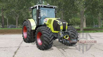 Claas Arioɳ 650 for Farming Simulator 2015