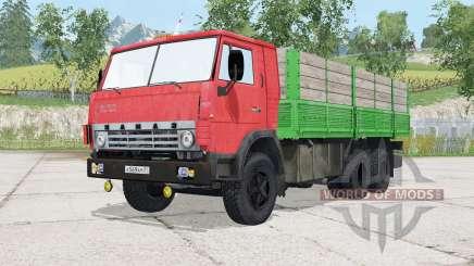 Kamaz-5321Ձ for Farming Simulator 2015