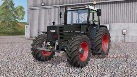 Fendt Farmer 310 LSA Turbomatik Black Beautɣ for Farming Simulator 2017
