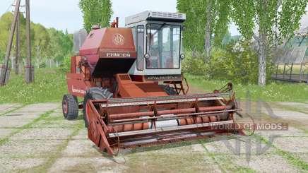 Yenisei 1200 N for Farming Simulator 2015