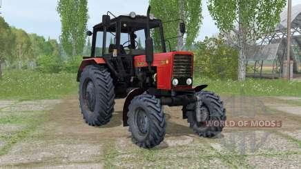 MTH-82.1 Belarꭚs for Farming Simulator 2015