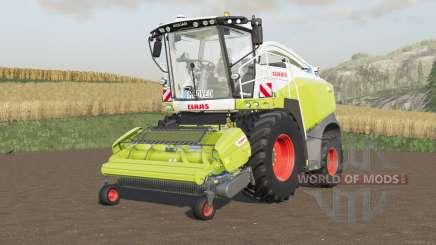 Claas Jaguaɾ 900 for Farming Simulator 2017