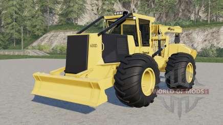 Tigercat 630D for Farming Simulator 2017