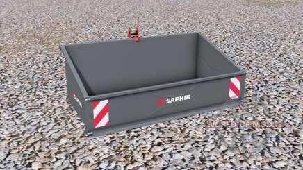 Saphir TL 200 for Farming Simulator 2017