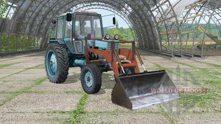 Mth-80 Belarus with loader for Farming Simulator 2015