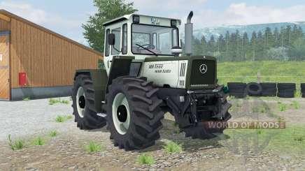 Mercedes-Benz Trac 1600 Turbꝋ for Farming Simulator 2013