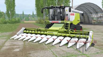 Claas Lexion 7ƽ0 for Farming Simulator 2015
