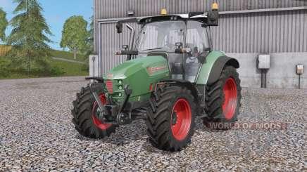Hurlimann XM 110 & 130 T4i V-Drive for Farming Simulator 2017