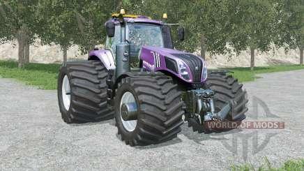 New Hollanԃ T8.320 for Farming Simulator 2015