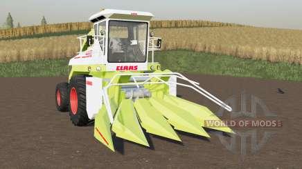 Claas Jaguar 680 for Farming Simulator 2017