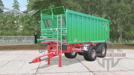 Kroger Agroliner TAW 20 for Farming Simulator 2015
