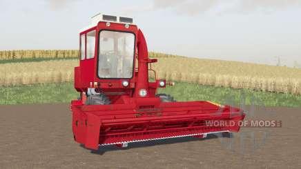 Orkan Z350-3 for Farming Simulator 2017