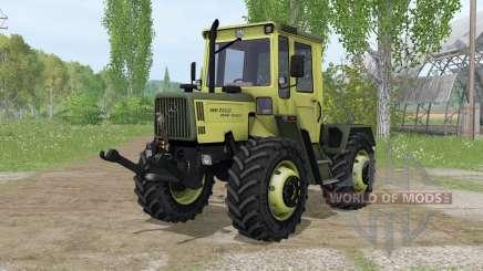 Mercedes-Benz Trac 1100 Turbꝍ for Farming Simulator 2015