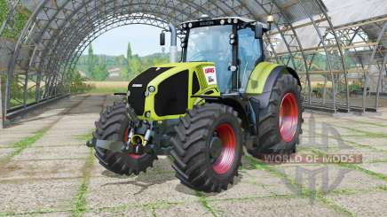 Claas Axioƞ 950 for Farming Simulator 2015