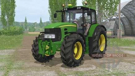 John Deere 7430 Premiuᶆ for Farming Simulator 2015