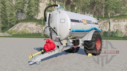 Abbey 2500 R for Farming Simulator 2017