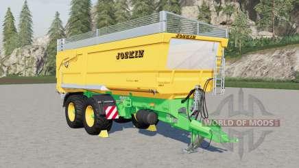 Joskin Trans-Space 6500-22 for Farming Simulator 2017