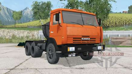 Kamaz-5411ⴝ for Farming Simulator 2015
