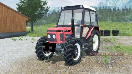 Zetor 724ƽ for Farming Simulator 2013