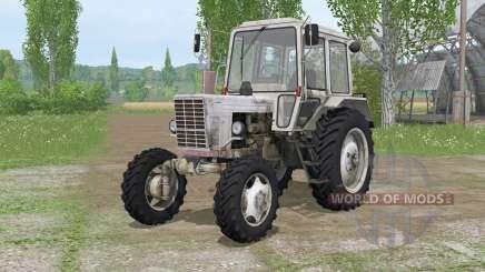MTH-80 Belaruꞇ for Farming Simulator 2015